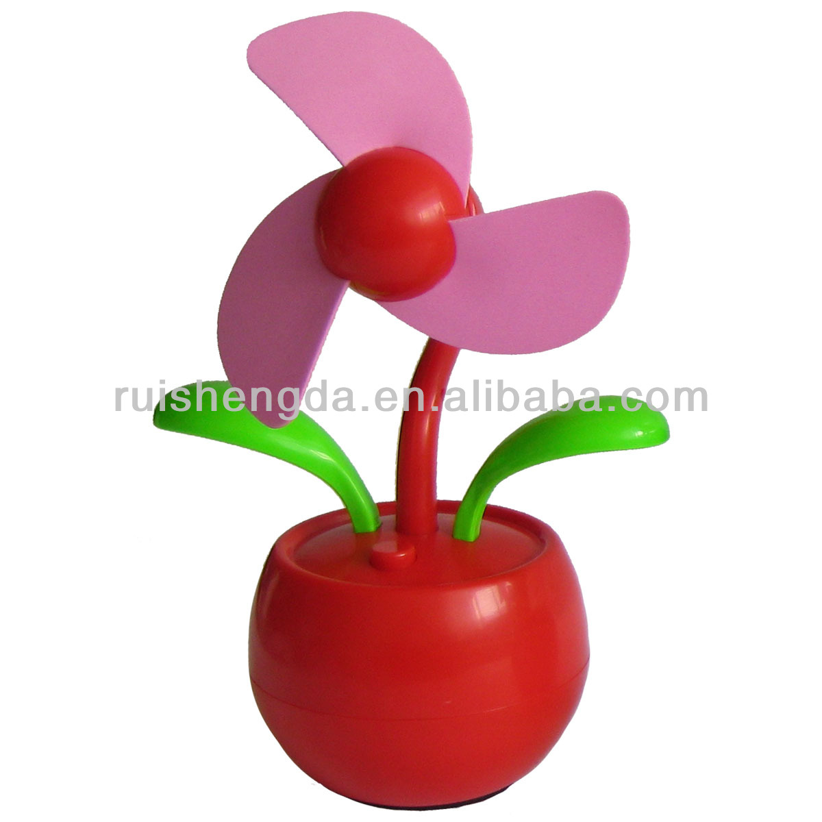 Flower USB Desk Fan