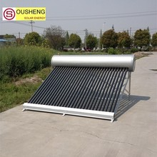 Compact pressurized bosch solar water heater