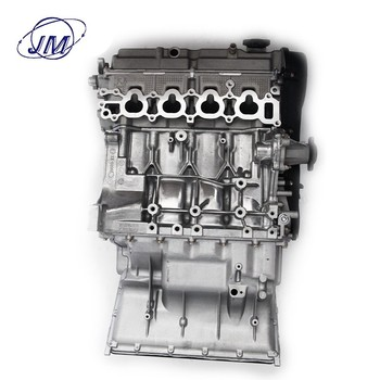 Aluminum Cast iron LJ474QE2 bare engine assembly for wuling