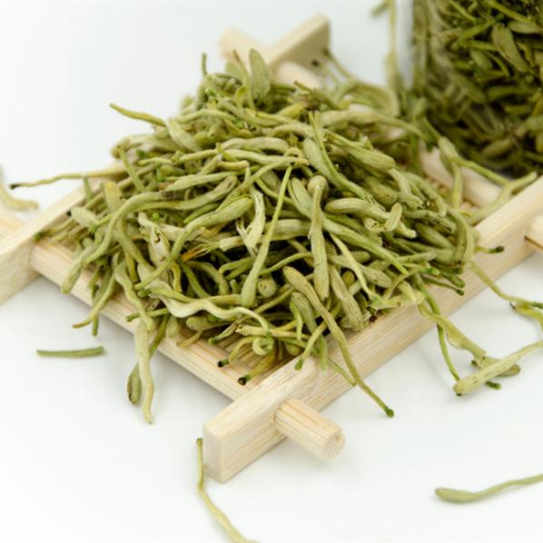 Top Grade Jin Yin Hua Best organic honeysuckle flower tea Detoxification Herb Tea - 4uTea   4uTea.com