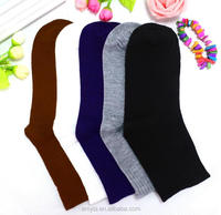 0.13 dollars WZ002 Factory stock solid color spring men cotton socks