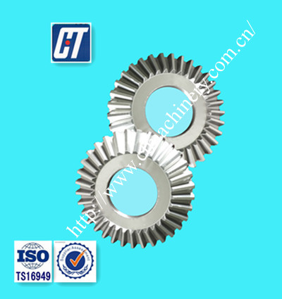 32 Teeth CNC Machined Spur Gear with Customized Design