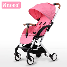 2017 Hot Selling stroller for babies OEM High Quality leather baby pram stroller for babies in Zhongshan