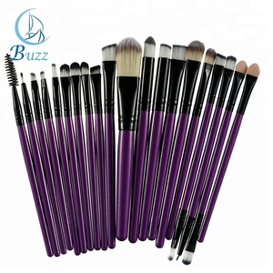 High Standard Professional 20Pcs Cosmetics Brush Hair Makeup Brushes
