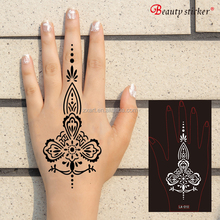 best selling airbrush reusable glitter tattoo stencil, henna stencils tattoo
