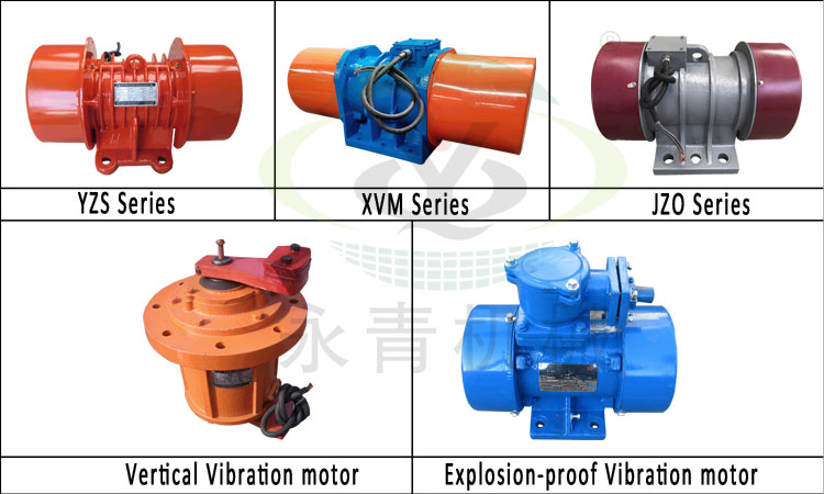 Ac electric motor vibrator 3000rpm electric motor