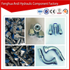 jic hydraulic fittings union rexroth hydraulic fittings 1/4 bsp nipple South Africa Auto Truck Hydraulic machinery