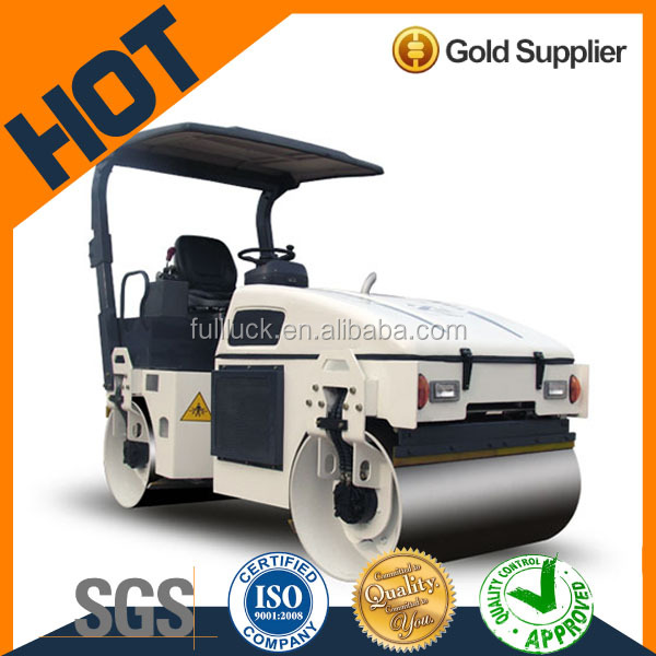 parts SW203P Hydraulic double drum vibratory road roller for sale SEEWON