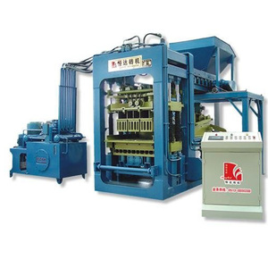 Best selling cement brick machine in bangladesh hydraulic press foam concrete block production line