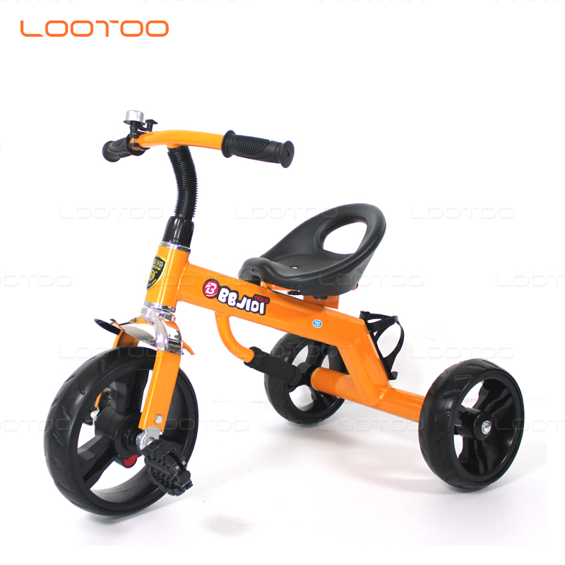 3 EVA wheels aluminum alloy baby tricycle / baby children tricycle with music