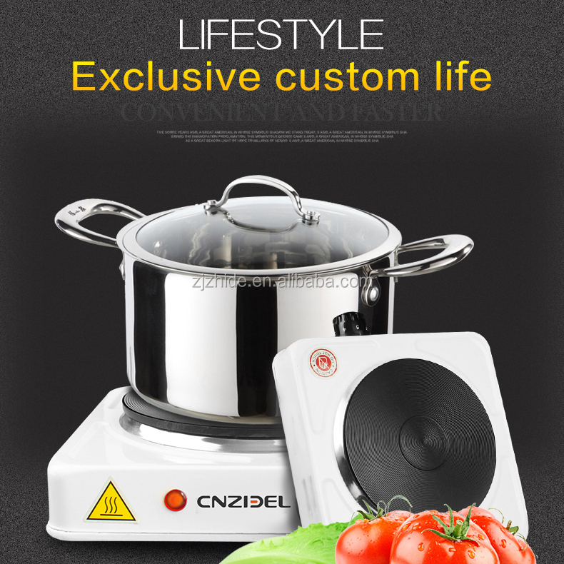 cnzidel 1500w electronic burner hot plate