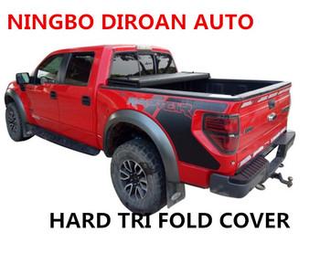 fe41a3b6fbd 2017 Hot Selling Hard Tri Fold Tonneau Cover For 02 17 Dodge Ram 1500