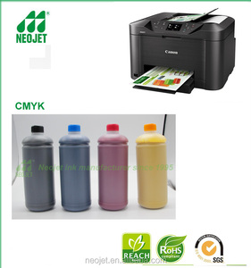 long term maintain liquid printing ink pigment ink for hp officejet 951 950 cartridge optional volume bottle