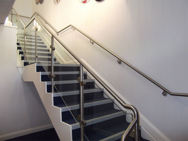 Balustrade Bracket Wall Mounted Handrail Bracket Railing