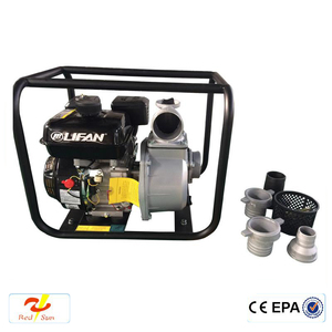 3kw fog machine export gasoline high pressure washer 6 inch water pump