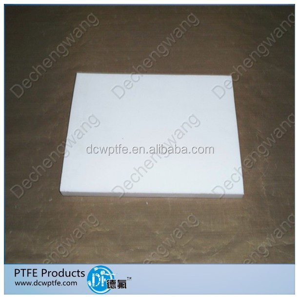 factory provide PTFE sheeting teflon panels