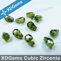 semi precious gemstone wholesale cz beads