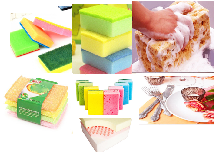 Hot Sale Directly Supply Scourer Sponge