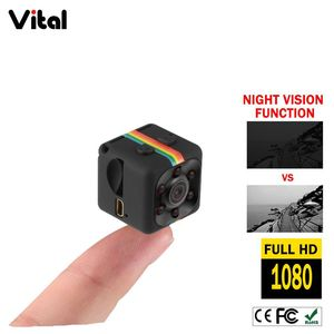 Best Mini Camera 140 Degree Wide Angel SQ11 Digital Video Recorder HD 1080P Mini Camera Mini DV Camcorder IR Night Vision DVR