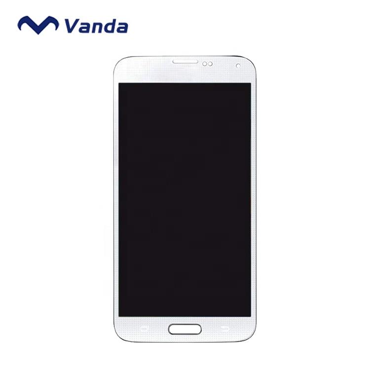 Vanda Fast Shipping Touch Screen For Samsung Galaxy S5 G900V G900F G900A G900P G900 lcd