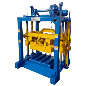 Tianyuan Factory ghana cement brick making machine for sale