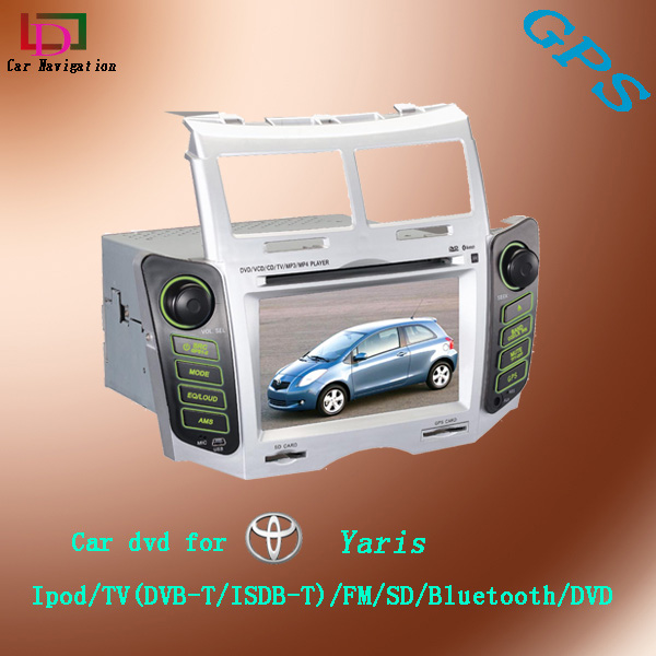 car audio system toyota yaris