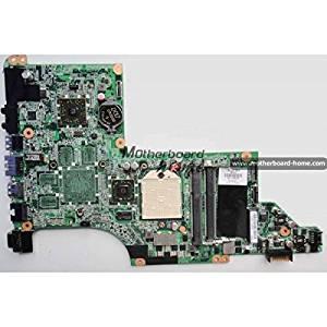 HP 605496-001 HP DV7-4000 AMD Laptop Motherboard s1, 31LX8MB0080, DA0LX8MB6D1