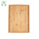 Eco-friendly high quality bamboo tea sushi serving tray for sale