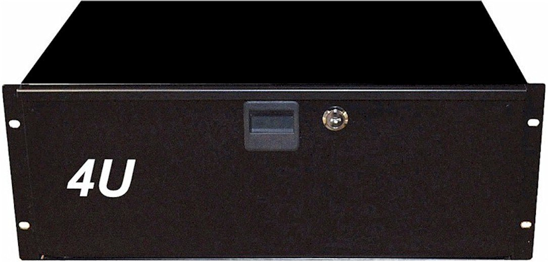 4U Steel Rack Drawer (RFDRAW4C)