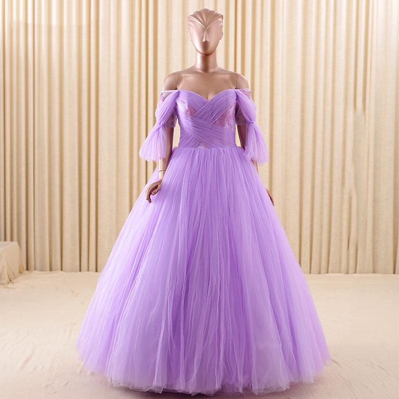 RSM66171real hombro playa vestidos de novia para la novia embarazada ...