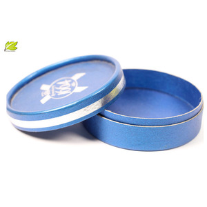 high quality craft round jewelry paper box with custom printed logo