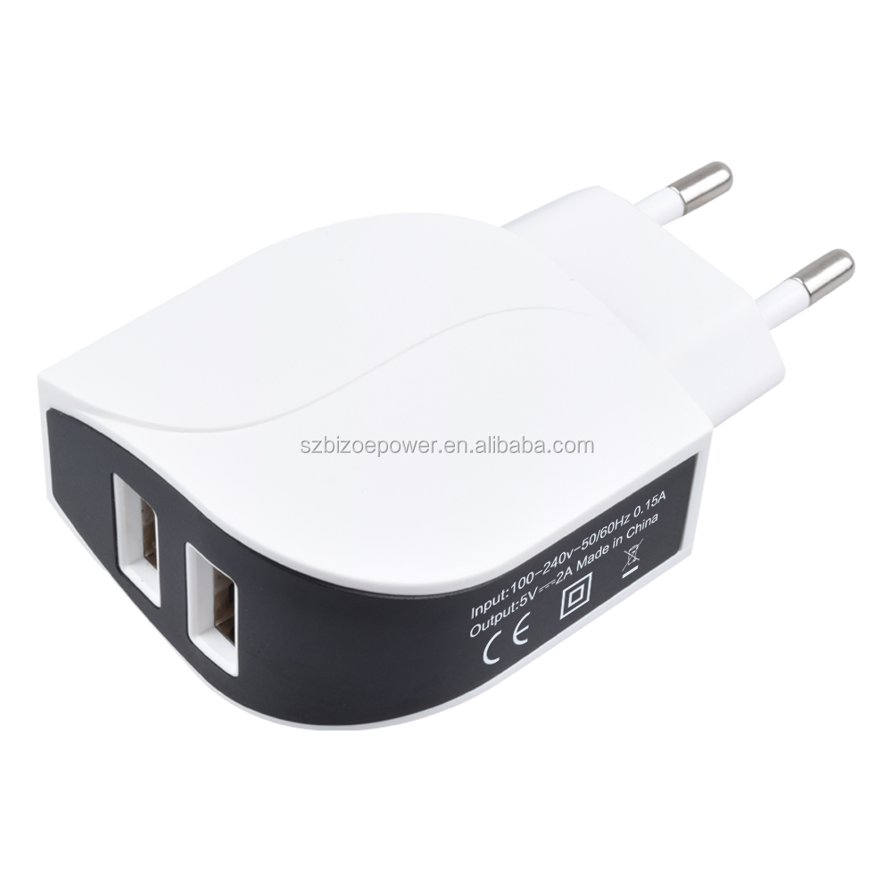 5V 2A Wall Charger Power Supply Switching Adapter, Fast Charger for mobile phones