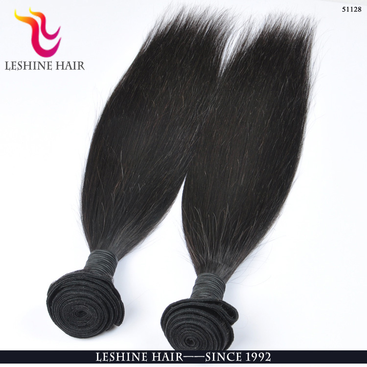 100 Percent Remy Human Hair Dropshipper Sex Beautiful Gril 8A Grade Virgin Straight Weave