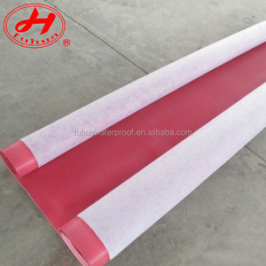 pvc coated polyester mesh fabric membrane for waterproofing
