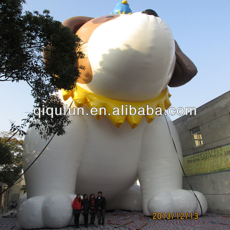 Customized Giant Inflatable Advertising Cartoon