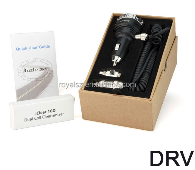 innokin drv!!! Healthy and Convenient Driving Vaping Kit Innokin DRV E Cig Kit with Cool Design Wholesale