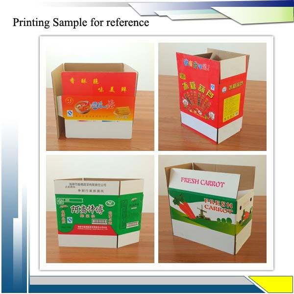 China Wholesaler High Speed Automatic Corrugated Carton Corrugated ...