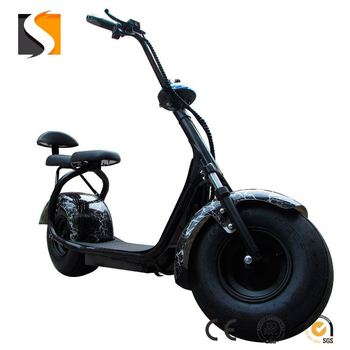 2018 SUPER YIDE Europe Factory Price Auto Moto Electric Scooter/Citycoco