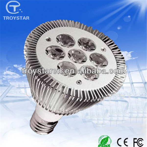 Factory price high quality ce&rohs 3 years warranty 7w high power par20 led spot lampe