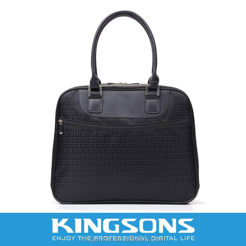 Cheap wholesale oem woman laptop handbag