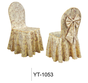 Top Furniture damask chair cover chair sashes for wedding /hotel