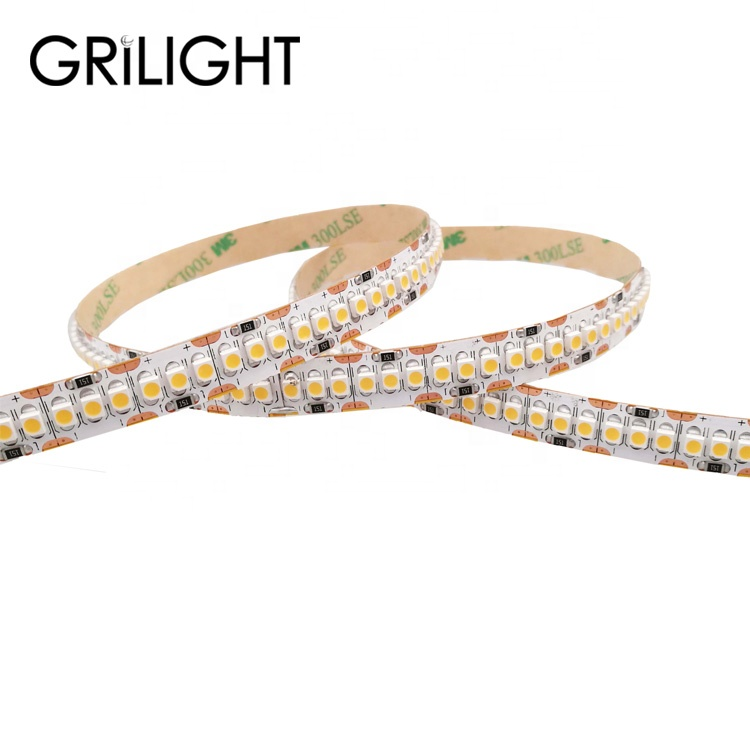 24v pcb width 10mm 240 leds per meter smd 3528 single line led strip