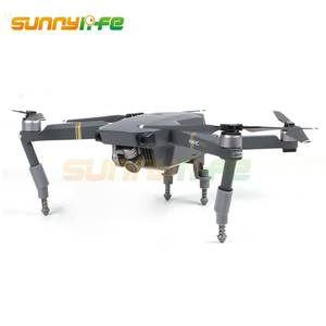 Sunnylife Upgraded Heightened Shock-absorbing Landing Gear Stabilizers for DJI MAVIC PRO