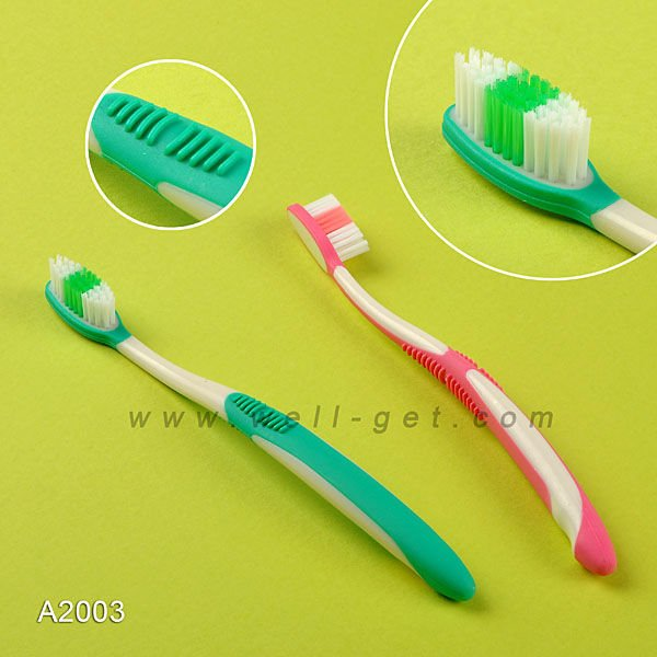 A2003 Nylon Bristle Goods High Demand Toothbrush
