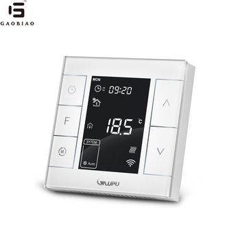 Gaobiao GM7-WH Room Thermostat, View Room Thermostat, Gaobiao Product  Details from Beijing Gaobiao IoT Technology Co , Ltd  on Alibaba com