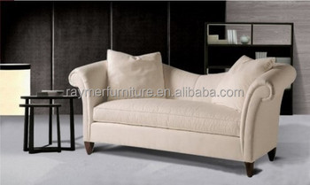 Modern Low Curved Back Turkish Natural Linen Fabric Sofa - Buy Low Back  Sofa Product on Alibaba.com