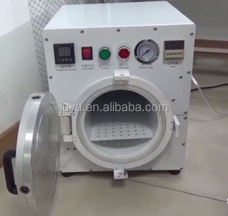 No need handle Autoclave Easy to operate bubble remover machine