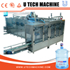 600BPH 5 gallon Natural mineral water filling machine/ Drinking bottled water production line / 19L bottled water