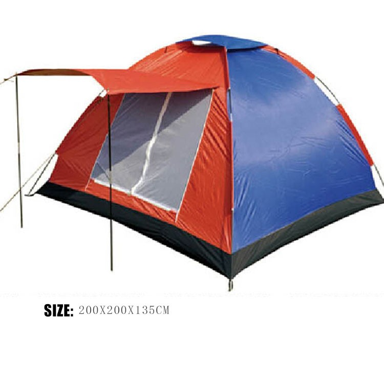 Large Family Easy Open Camping Tent Family