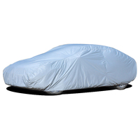 Hot selling full body Waterproof PVC 210g car parking cover
